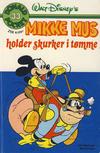 Cover Thumbnail for Donald Pocket (1968 series) #33 - Mikke Mus holder skurker i tømme [1. opplag]