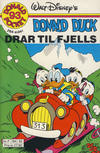 Cover Thumbnail for Donald Pocket (1968 series) #93 - Donald Duck drar til fjells [1. opplag]