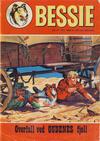 Cover for Bessie (Romanforlaget, 1970 series) #10/1971