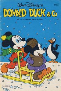 Cover Thumbnail for Donald Duck & Co (Hjemmet / Egmont, 1948 series) #3/1980