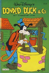Cover Thumbnail for Donald Duck & Co (Hjemmet / Egmont, 1948 series) #9/1980