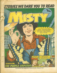 Cover Thumbnail for Misty (IPC, 1978 series) #22nd April 1978 [12]