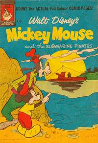 Cover Thumbnail for Walt Disney's Mickey Mouse (W. G. Publications; Wogan Publications, 1956 series) #73
