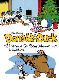 Cover Thumbnail for The Complete Carl Barks Disney Library (Fantagraphics, 2011 series) #[5] - Walt Disney's Donald Duck: Christmas on Bear Mountain