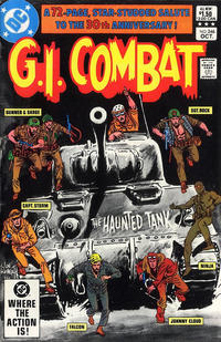 Cover Thumbnail for G.I. Combat (DC, 1957 series) #246 [Direct Sales]