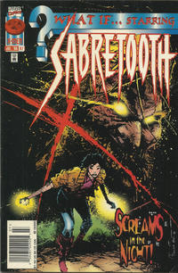 Cover Thumbnail for What If...? (Marvel, 1989 series) #87 [Newsstand]