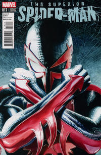 Cover Thumbnail for Superior Spider-Man (Marvel, 2013 series) #17 [JG Jones Spider-Man 2099 Variant Cover]