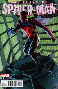Cover Thumbnail for Superior Spider-Man (Marvel, 2013 series) #18 [J.G. Jones Variant Cover]