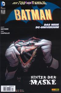 Cover Thumbnail for Batman (Panini Deutschland, 2012 series) #17 (82)