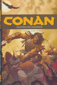 Cover Thumbnail for Conan (Panini Deutschland, 2006 series) #14 - Natohk der Zauberer