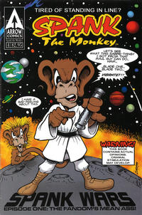 Cover Thumbnail for Spank the Monkey (Arrow, 1999 series) #4
