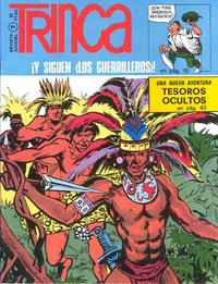 Cover Thumbnail for Trinca (Doncel, 1970 series) #7