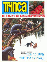 Cover Thumbnail for Trinca (Doncel, 1970 series) #21