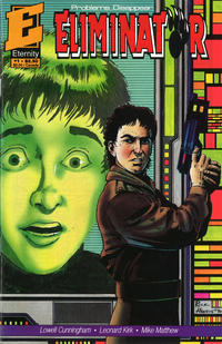 Cover Thumbnail for Eliminator (Malibu, 1992 series) #1
