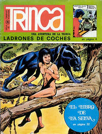 Cover Thumbnail for Trinca (Doncel, 1970 series) #2