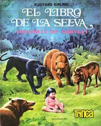 Cover Thumbnail for Colección Trinca (Doncel, 1971 series) #1 - El libro de la selva