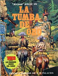 Cover Thumbnail for Colección Trinca (Doncel, 1971 series) #24 - Manos Kelly - La tumba de oro