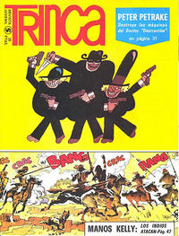 Cover Thumbnail for Trinca (Doncel, 1970 series) #5