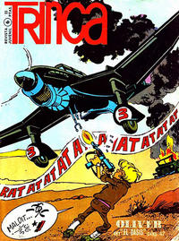 Cover Thumbnail for Trinca (Doncel, 1970 series) #6