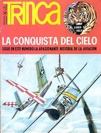 Cover Thumbnail for Trinca (Doncel, 1970 series) #8