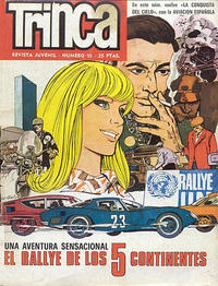 Cover Thumbnail for Trinca (Doncel, 1970 series) #13