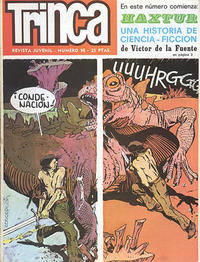 Cover Thumbnail for Trinca (Doncel, 1970 series) #14