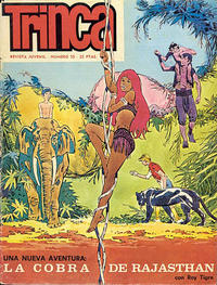 Cover Thumbnail for Trinca (Doncel, 1970 series) #15
