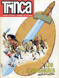 Cover Thumbnail for Trinca (Doncel, 1970 series) #19