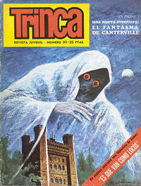 Cover Thumbnail for Trinca (Doncel, 1970 series) #30