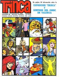 Cover Thumbnail for Trinca (Doncel, 1970 series) #36