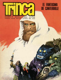 Cover Thumbnail for Trinca (Doncel, 1970 series) #37