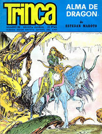 Cover Thumbnail for Trinca (Doncel, 1970 series) #39