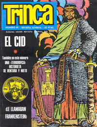 Cover Thumbnail for Trinca (Doncel, 1970 series) #41