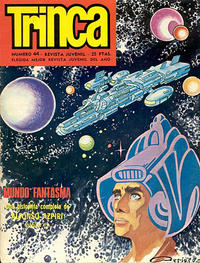 Cover Thumbnail for Trinca (Doncel, 1970 series) #44