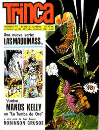 Cover Thumbnail for Trinca (Doncel, 1970 series) #47