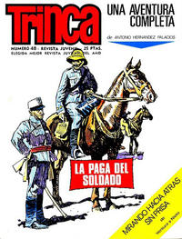 Cover Thumbnail for Trinca (Doncel, 1970 series) #48