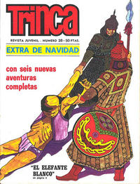 Cover Thumbnail for Trinca (Doncel, 1970 series) #28