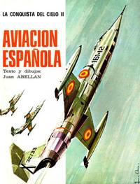 Cover Thumbnail for Colección Trinca (Doncel, 1971 series) #8 - Aviación española