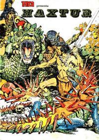 Cover Thumbnail for Colección Trinca (Doncel, 1971 series) #12 - Haxtur 2