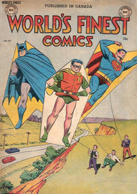 Cover Thumbnail for World's Finest Comics (Simcoe Publishing & Distribution, 1950 series) #45
