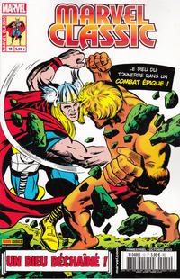 Cover Thumbnail for Marvel Classic (Panini France, 2011 series) #12
