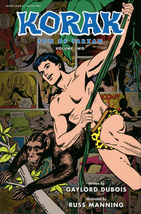 Cover Thumbnail for Korak, Son of Tarzan (Dark Horse, 2013 series) #2