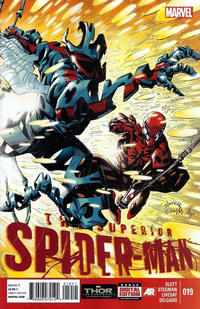 Cover Thumbnail for Superior Spider-Man (Marvel, 2013 series) #19