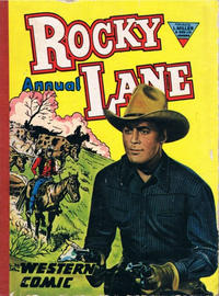 Cover Thumbnail for Rocky Lane Western Comic Annual (L. Miller & Son, 1957 series) #3