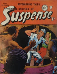 Cover Thumbnail for Amazing Stories of Suspense (Alan Class, 1963 series) #76
