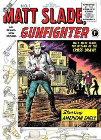 Cover Thumbnail for Matt Slade Gunfighter (Thorpe & Porter, 1957 series) #1