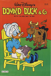 Cover Thumbnail for Donald Duck & Co (Hjemmet / Egmont, 1948 series) #18/1980