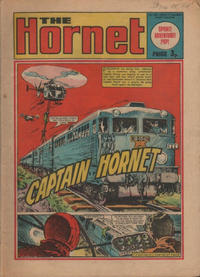 Cover Thumbnail for The Hornet (D.C. Thomson, 1963 series) #498
