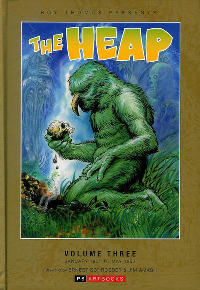 Cover for Roy Thomas Presents The Heap (PS, 2012 series) #3