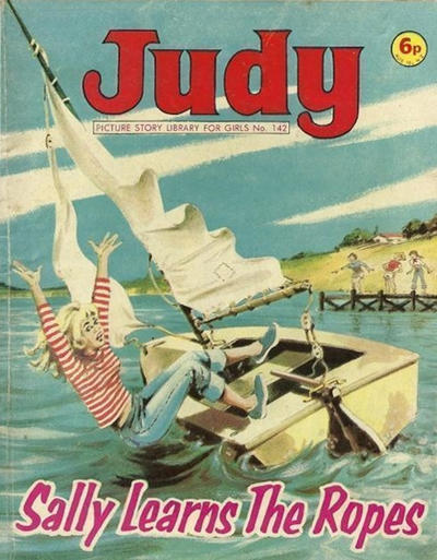 Cover for Judy Picture Story Library for Girls (D.C. Thomson, 1963 series) #142